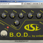 TSE B.O.D bass overdrive