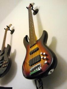 Jackson C5MJ 5 strings bass
