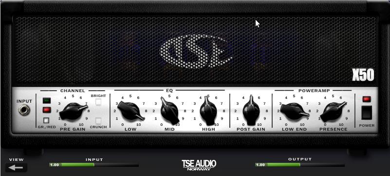 TSE X50 v1.0.2 (TSE Audio)
