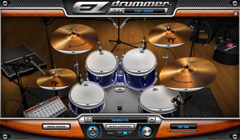 How to tweak EZDrummer to get great drums | SantoClemenzi com