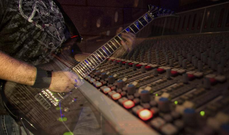 Quick tips on mixing heavy metal guitars