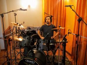 Massimo Goletti recording